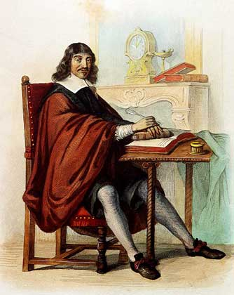 Resultado de imagem para Descartes