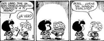Mafalda Socrática 1