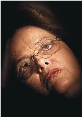 Dilma, ainda viva