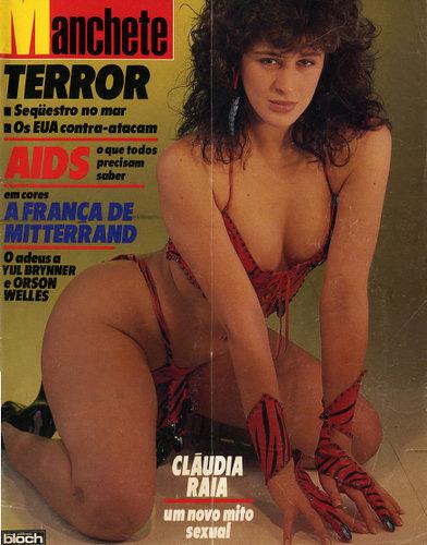 "Claudia Raia no tempo em que ""raimundas"" ainda imperavam!"