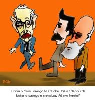 Hobsbawm, Nietzsche e Darwin, por PGJr.