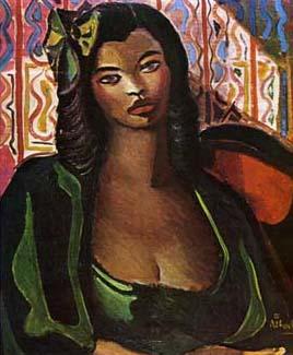 Abigail, 1947, Di Cavalcanti