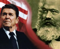 Reagan - Marx