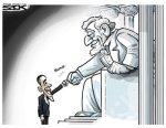 Obama no bump!