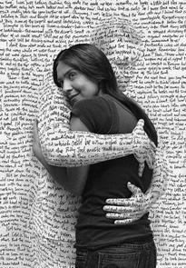 O abraço do texto